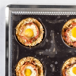Picture of Brunch Egg Nests