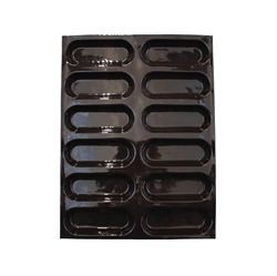 Picture of ECLAIR TRAY (12) FLEXIPAN®